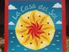 Casa del Sol sign-kathryn hockey artist illustrator