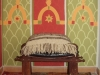 moroccan fabric mural-detail-kathryn hockey artist illustrator