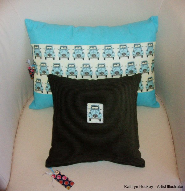 2cv-cushions-kathryn-hockey-artist-illustrator-web