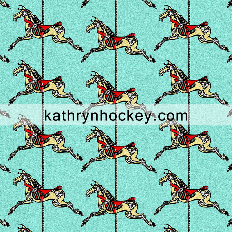 pretty-creepy-horsey-pattern-kathryn-hockey-artist-illustrator-web