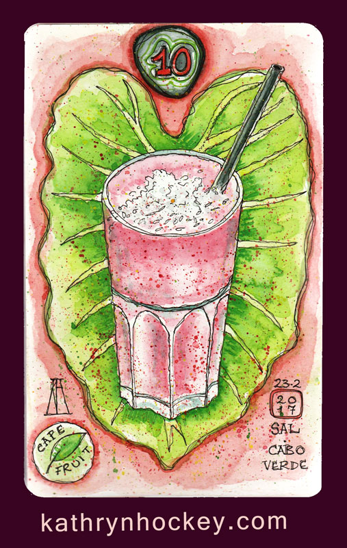 cape-fruit-smoothie-sketch-kathryn-hockey-artist-illustrator-web