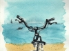 Bici-en-Barbate-26.11.15--kathryn-hockey-artist-illustrator-web