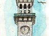 Cally-Park-Clock-Tower-kathryn-hockey-artist-illustrator-web