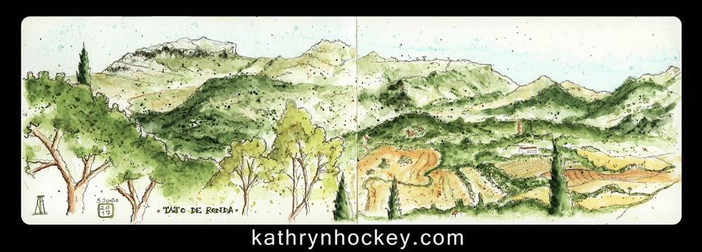 tajo-de-ronda-5.6.17-kathryn-hockey-artist-illustrator-web