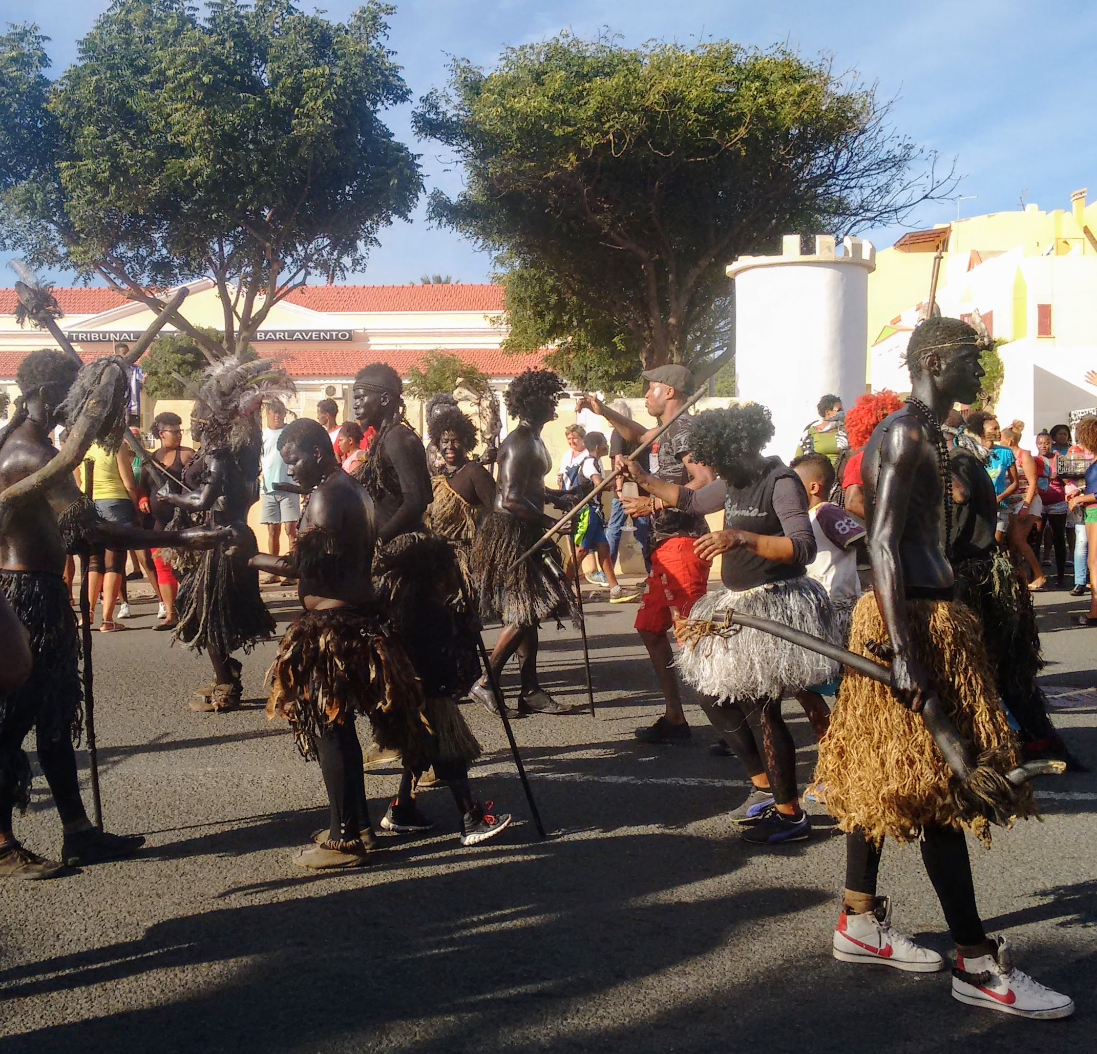 mindelo, sao vicente, cabo verde, cape verde, mandingo, carnaval, drumming
