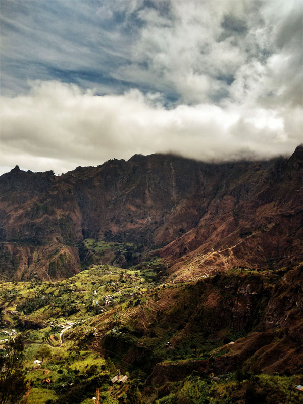 paul valley, santo antao, cape verde, cabo verde, africa