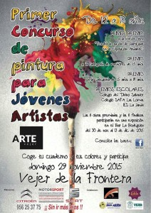 painting, art, competition, young, artist, vejer, arte vejer, vejer de la frontera, concurso, pintura