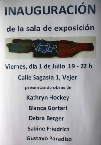 vejer, art, gallery, shared, exhibition, space, inspira