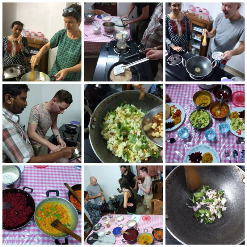 kerala, food, cooking, class, flavour, fort kochi, chapati, dal fry, masala, coconut, rice, travel, cookery course, keralan, indian, food, india
