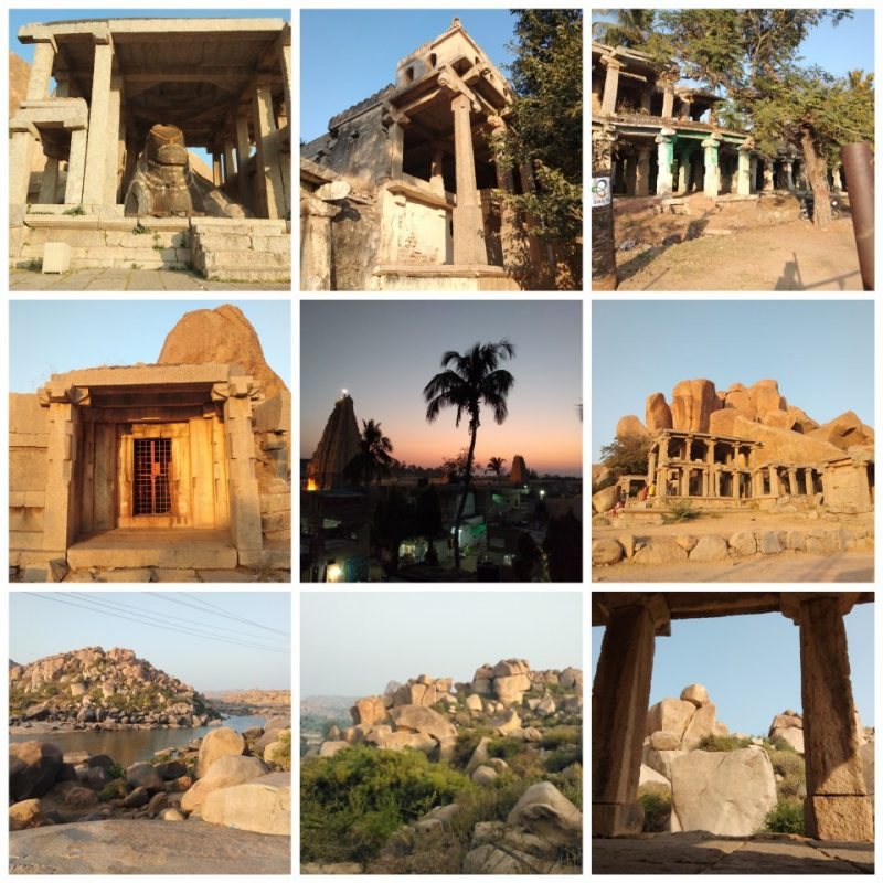 hampi, unesco, heritage site, karnataka, india, travel, travel blog, wanderlust, solo travel, rocks, temples
