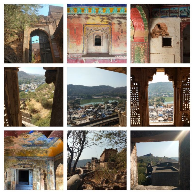 taragarh fort, bundi, rajasthan, india, travel blog, travel photography, wanderlust, ruins, ancient, fort