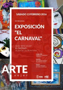 andalucia, carnaval, carnival, group show, art, exhibition, vejer, arte vejer