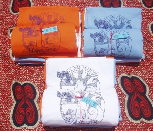 El Palmar, screen printing, t-shirts,