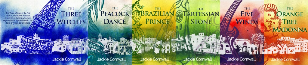 icarus mendoza, sequence, three witches, book cover, novel, illustration, jackie cornwall