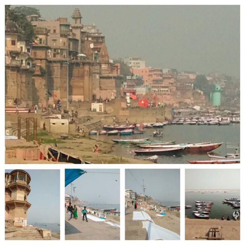 varanasi, india, ghat