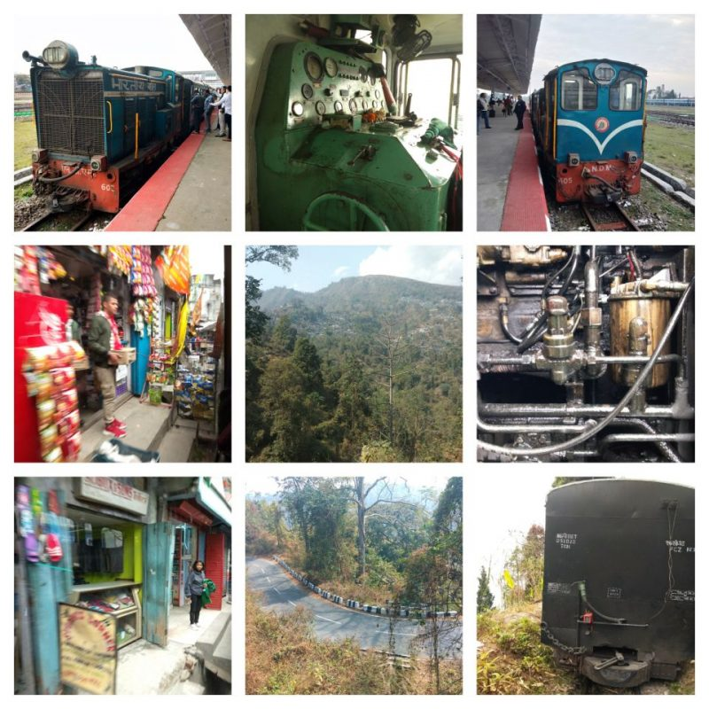 darjeeling himalayan railway, heritage train, indian railway, himalayan foothills, narrow gauge, break down