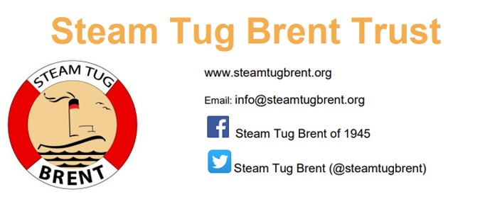 steam tug brent contacts