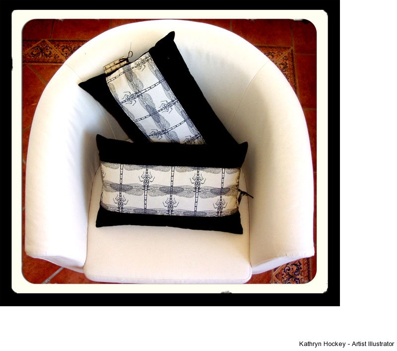 dragonfly-cushions-kathryn-hockey-artist-illustrator-web